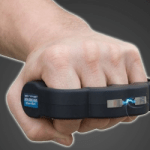 Brass Knuckles with Taser