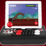 Arcade Game Controller for iPad