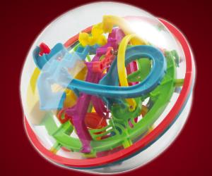 maze game ball