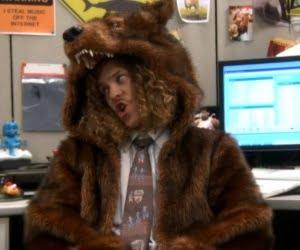 Workaholics Bear Coat