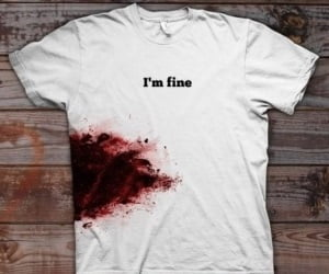 Im Fine Bloody T-Shirt