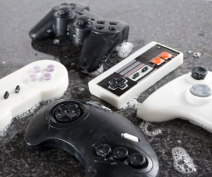 game controller soap bars