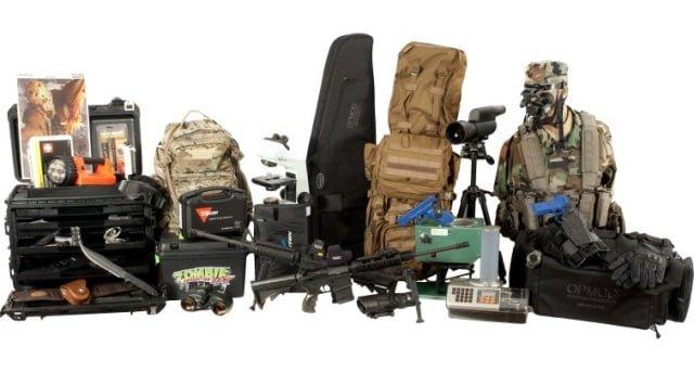 z.e.r.o. zombie survival kit