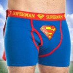 Caped Superman Boxer Briefs