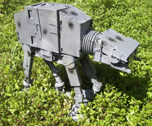 Recycled Imperial Walker