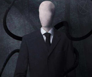 slender man costume