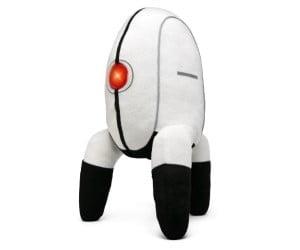 Portal 2 Turret Plush