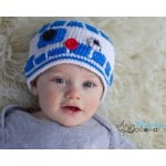 R2D2 Baby Hat