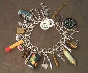 My Zombie Plan Bracelet
