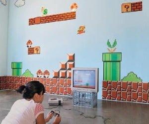 Super Mario Decals