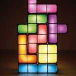 Tetris Desk Lamp