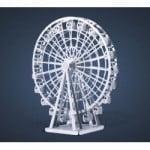 3D Ferris Wheel Laser