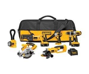 6 Tool Combo Kit