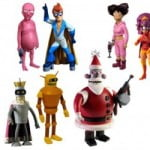 Futurama Action Figure Set