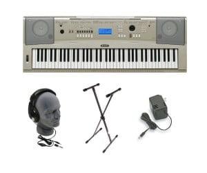 Yamaha YPG-235 Piano Keyboard Review