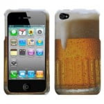 Beer Pint iPhone Cover