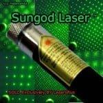 Military Grade Green Laser