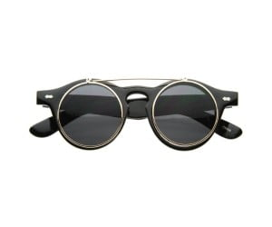Retro Steampunk Glasses
