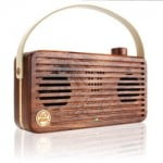 Retro Wooden Wireless Speaker