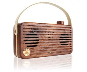 Retro Wooden Wireless Speaker