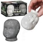 Creepy Doll Head Salt and Pepper Shakers