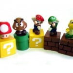 Super Mario Bros Mini Figures Bundle