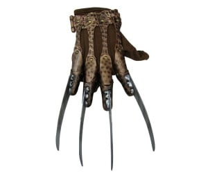 Nightmare On Elm Street Freddy Krueger Glove
