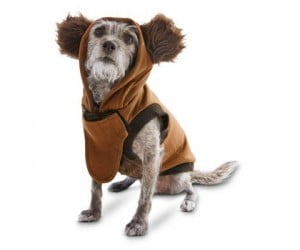 Star Wars Halloween Ewok Dog Costume
