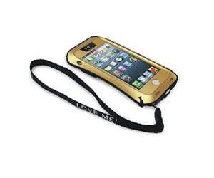 Waterproof Metal Case For iPhone