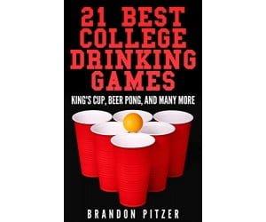 21 Best College Drinking Games