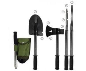 9-IN-1 Emergency tool kit