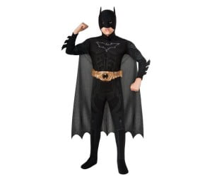 Batman Costume with Mask and Cape
