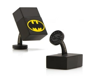 Black Batman (4GB) USB Cufflinks