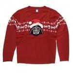 Santa Hat Darth Vader