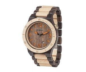 Alpha Wooden Watch