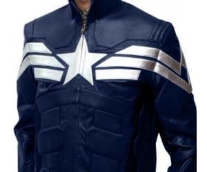 Captain America Winter Jacket