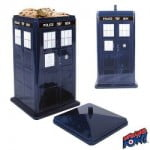 Dr. Who Cookie Jar