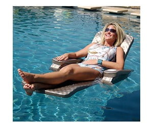 Floating Pool Chaise Lounge