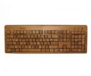 Full Bamboo Keyboards