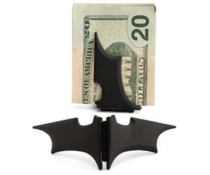 """Batarang"" Money Clip"