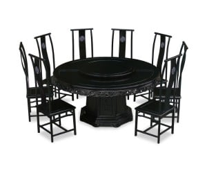 Dragon Rosewood Dining Table