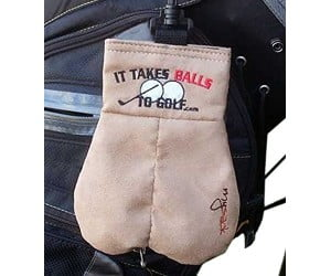 MySack Golf Ball Storage
