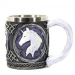 Mug with White Unicorn