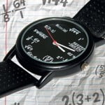 Math Equation Watch