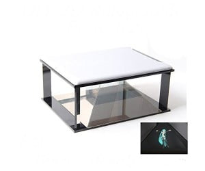 3D Hologram Projector for iPad