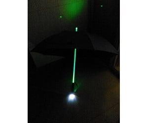 Cool LED Flash Umbrella