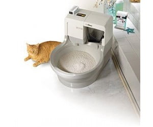 Self Cleaning Cat Litter Box