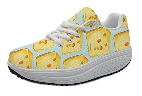 Cool Wedge Platform Sneakers