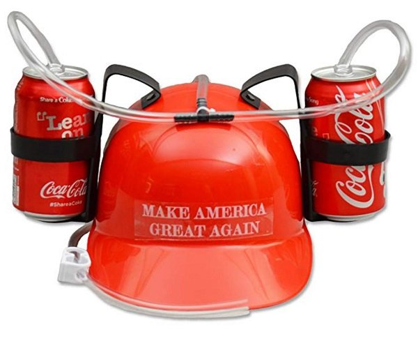 Make America Great Drinking Hat