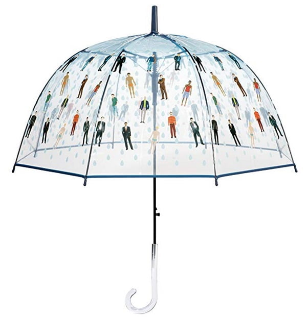 Raining Men Umbrella